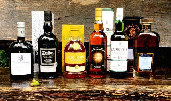 Islay Tasting Line-Up