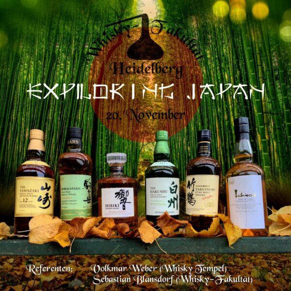 Exploring Japan Onine-Tasting